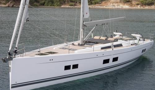 Hanse 588 - Noleggio barca a vela in Croazia