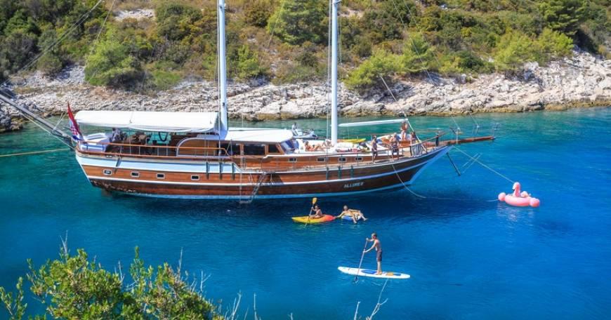 Gulet Allure - Gulet charter in Croatia