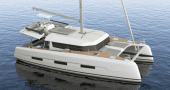 Dufour 48 catamaran for charter in Croatia