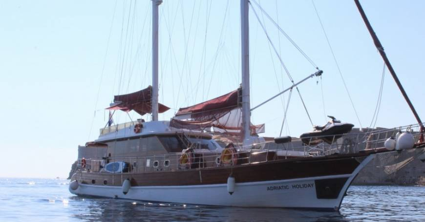 Gulet Adriatic Holiday for charter in Croatia