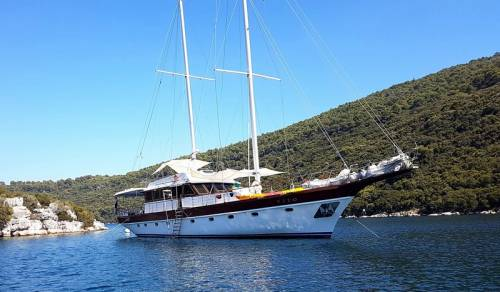 Gulet Vito for charter in Croatia - Gulet cruises Croatia